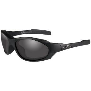 Wiley X XL-1 Advanced COMM Glasses - Smoke Grey + Clear / Matte Black Frame