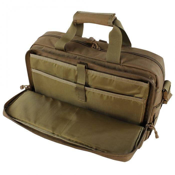 Condor Metropolis Briefcase Brown