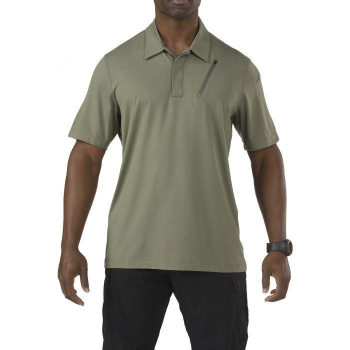 5.11 Odyssey Polo Short Sleeve Sage Green