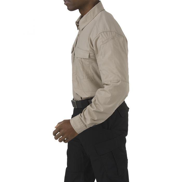 5.11 Stryke Shirt Long Sleeve Khaki