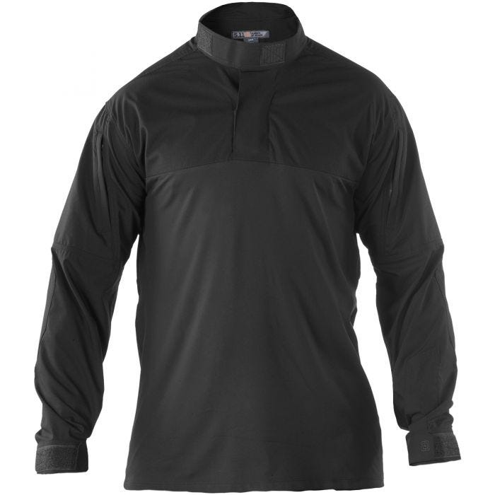 5.11 Stryke TDU Rapid Shirt Long Sleeve Black