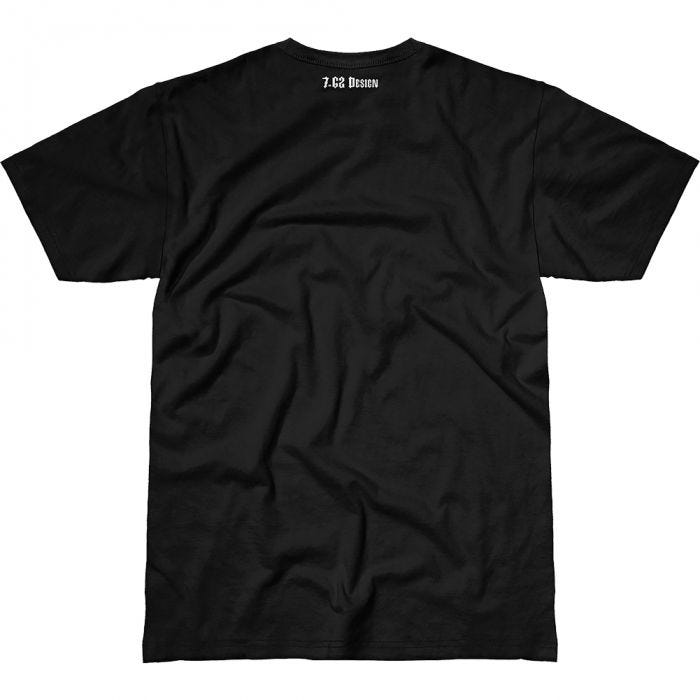 7.62 Design Sworn To Valor T-Shirt Black