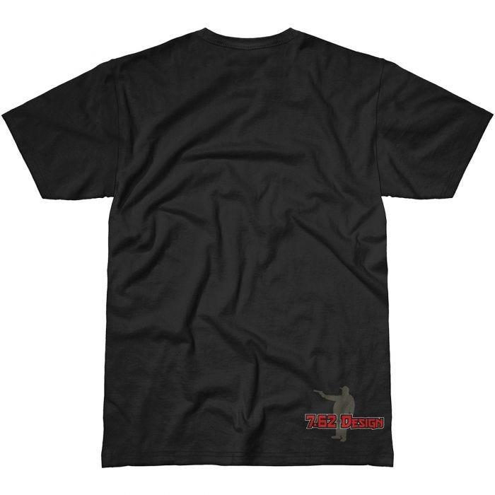 7.62 Design Gun-Fu T-Shirt Black
