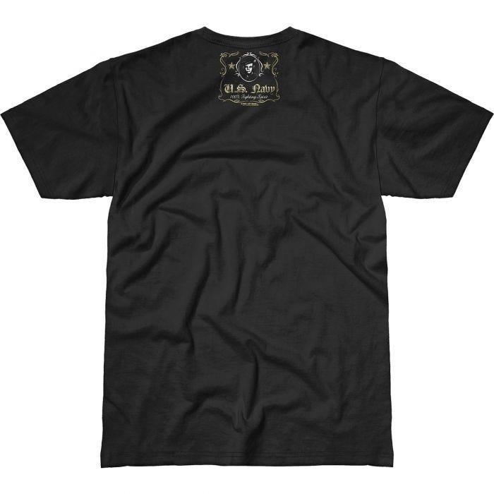 7.62 Design USN Fighting Spirit Battlespace T-Shirt Black