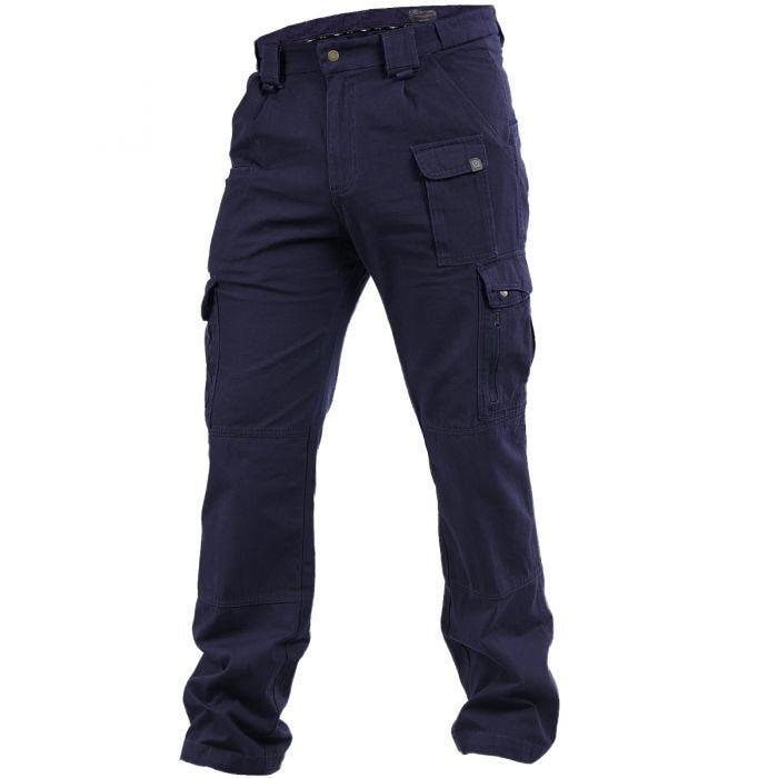 Pentagon Elgon Heavy Duty Tactical Pants Navy Blue