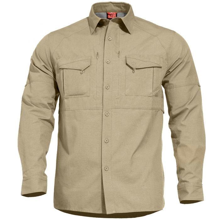 Pentagon Chase Tactical Shirt Khaki
