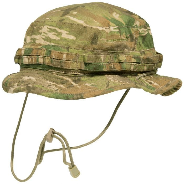 Pentagon Babylon Boonie Hat Grassman
