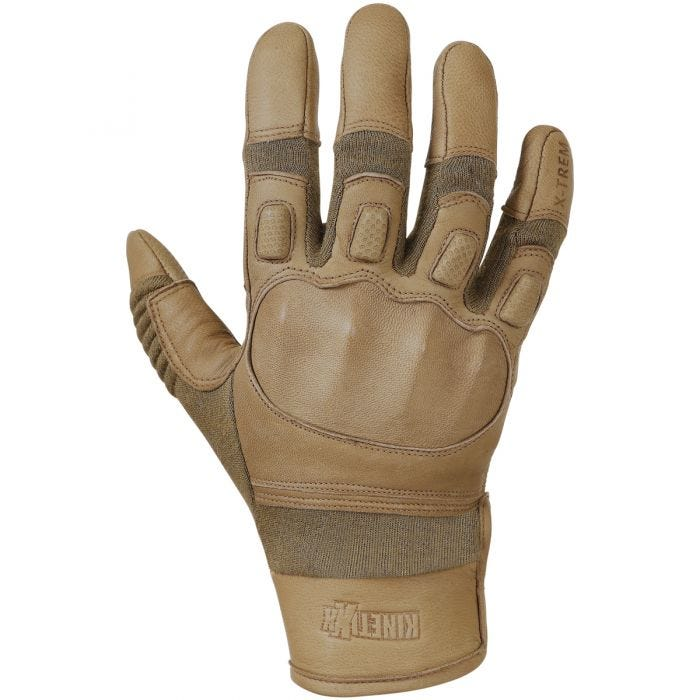 KinetiXx X-Trem Tactical Operations Glove Coyote