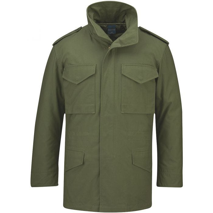 1aa941ca53a Propper M65 Field Coat with Liner Olive Green