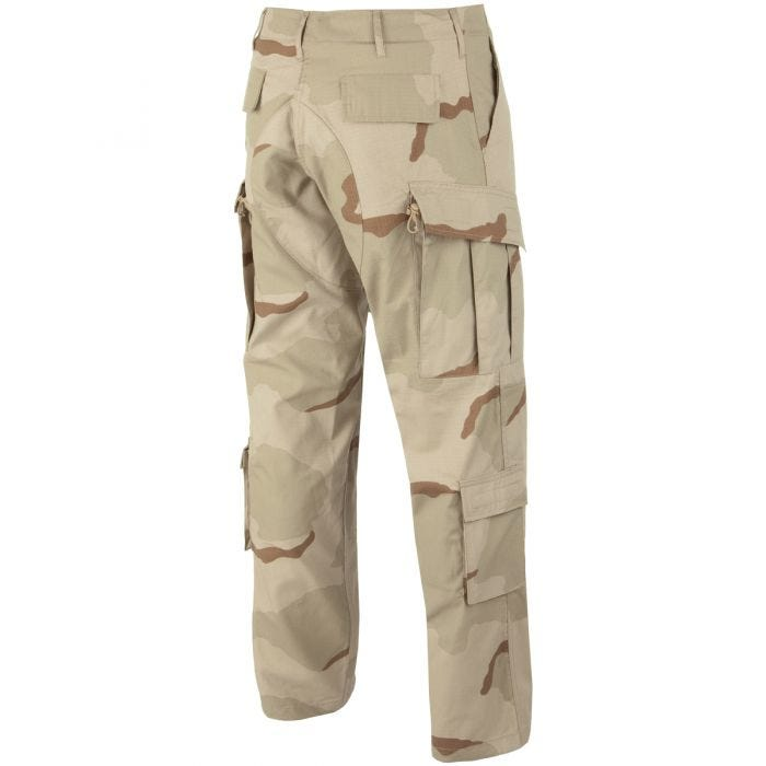 Teesar ACU Combat Trousers 3-Colour Desert
