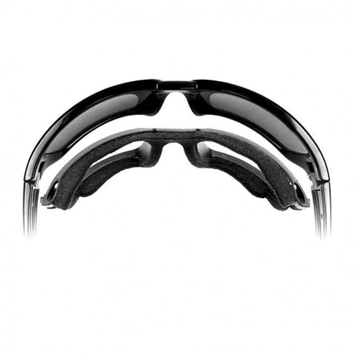 321e30574f Wiley X WX Sleek Glasses - Smoke Grey Lens   Matte Black Frame