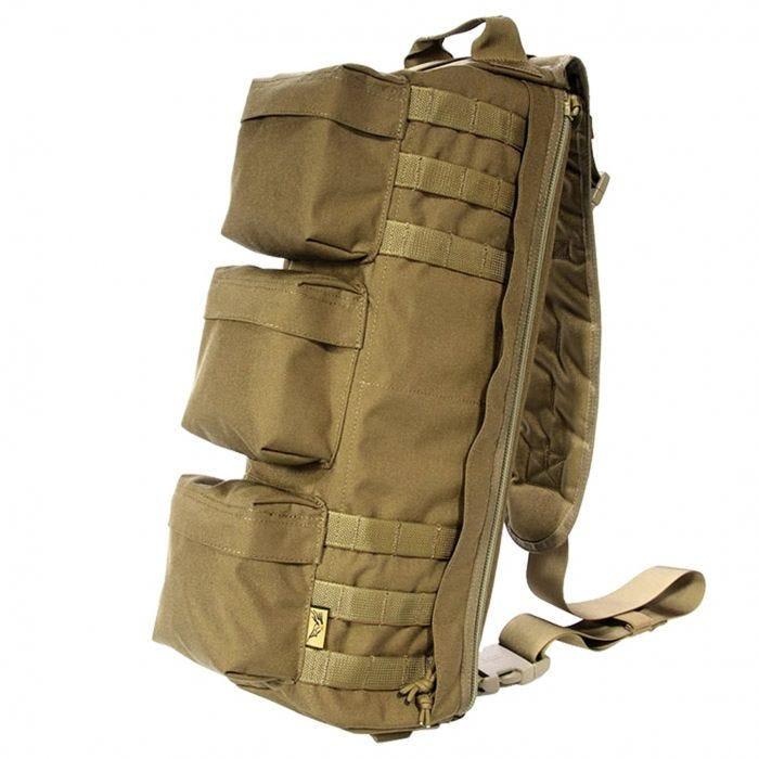 869733631b Flyye Go Bag Coyote Brown