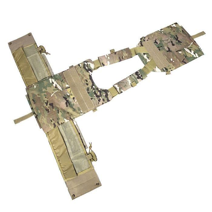 Flyye New MOLLE LT6094 Vest MultiCam