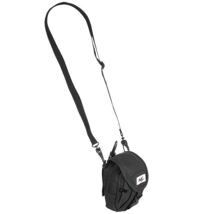 Fox Outdoor Small Camera Pouch Black