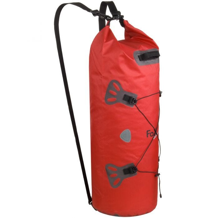 a6d70f535a75 fox outdoor waterproof duffle bag dry pak 60 red 1.jpg