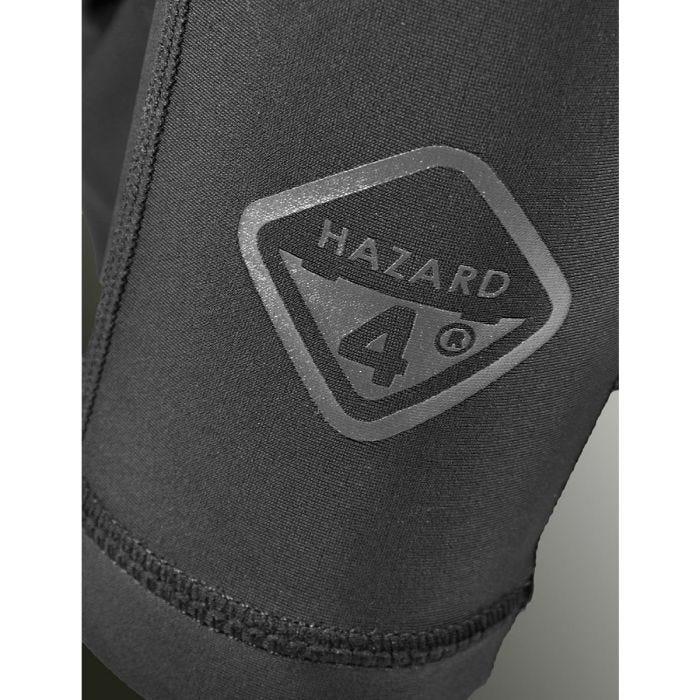 Hazard 4 Combat Base Lycra Rashguard Black