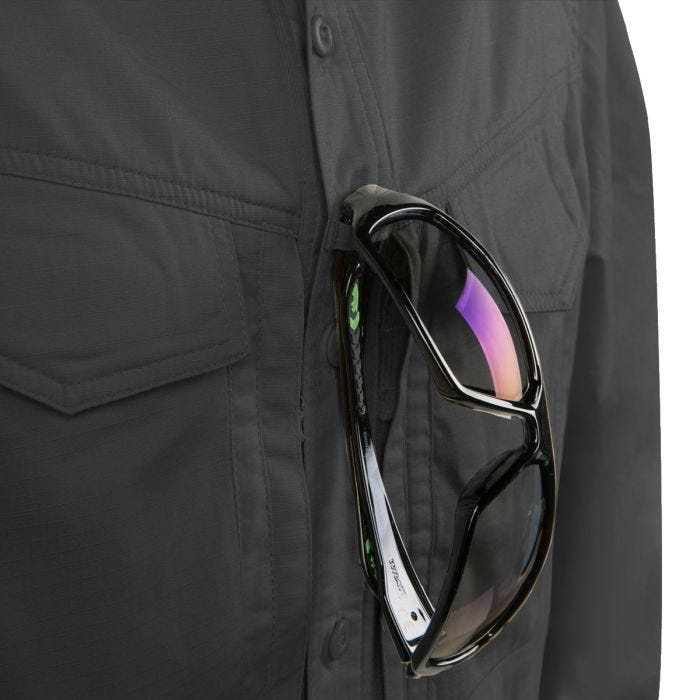 Helikon Defender Mk2 Long Sleeve Shirt Black