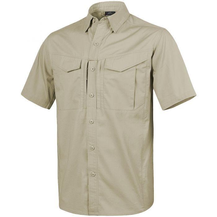 Helikon Defender Mk2 Short Sleeve Shirt Khaki