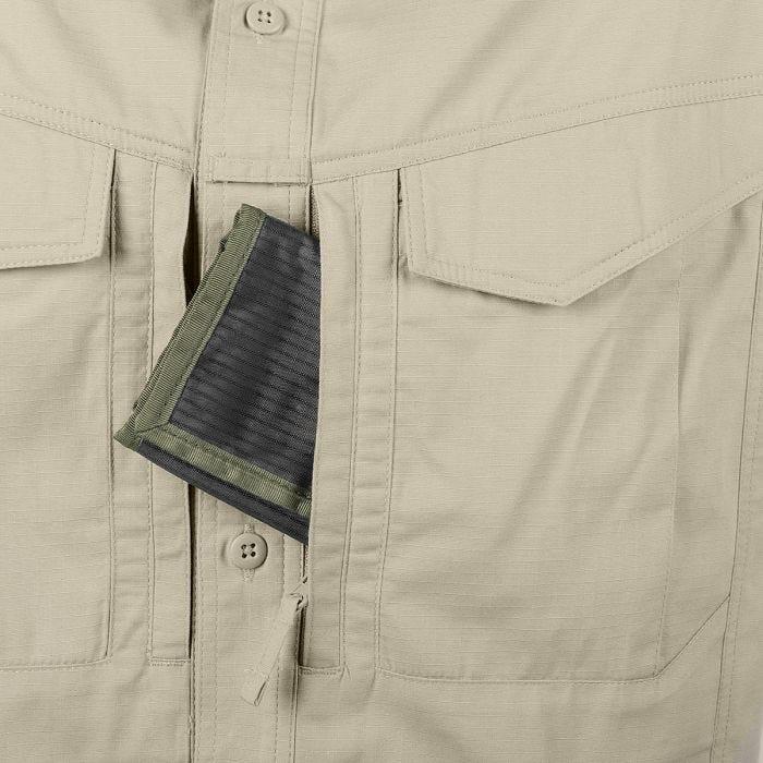 Helikon Defender Mk2 Long Sleeve Shirt Khaki