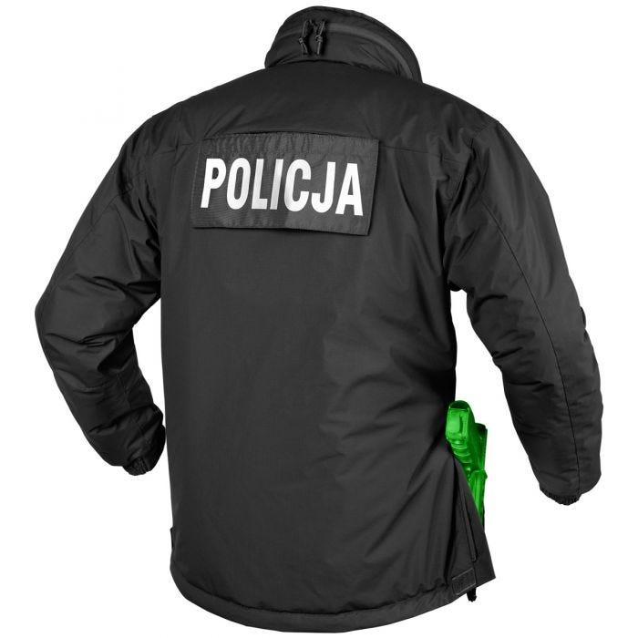 Helikon Husky Winter Tactical Jacket Black