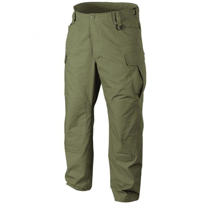 Helikon SFU NEXT Trousers Polycotton Ripstop Olive Green