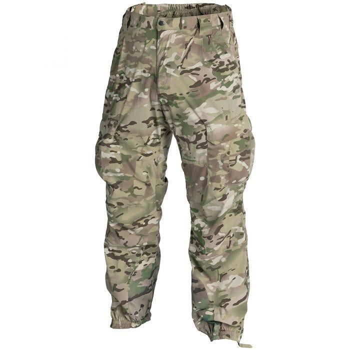 Helikon Soft Shell Trousers Level 5 Ver. II Camogrom