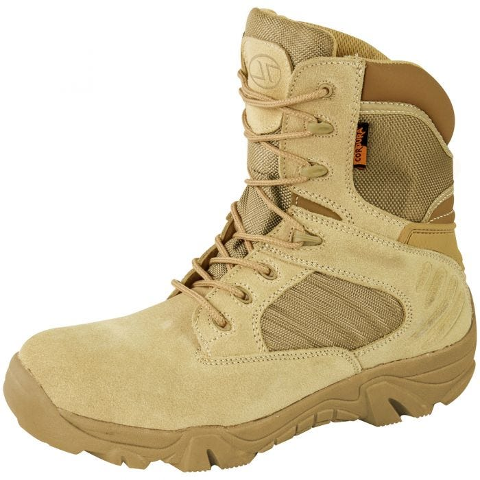 Highlander Echo Boots Tan