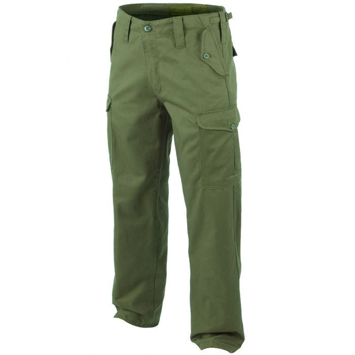 Highlander Heavy Weight Combat Trousers Olive