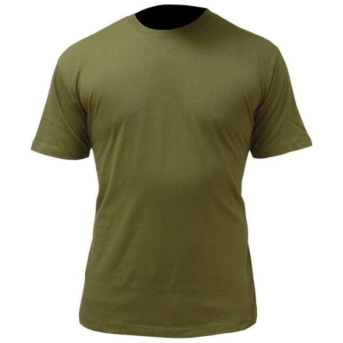 Highlander T-shirt Olive Green