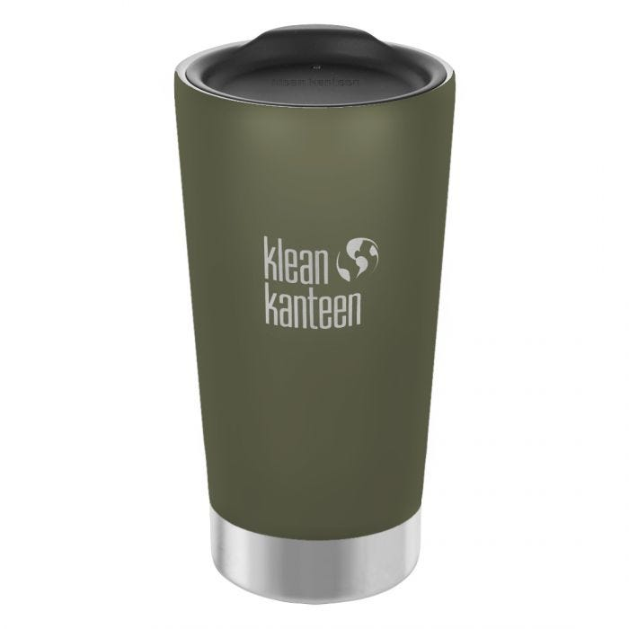 Klean Kanteen 473ml Tumbler Vacuum Insulated Fresh Pine