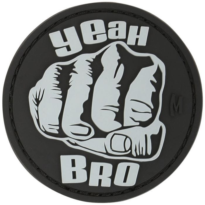 Maxpedition Bro Fist (SWAT) Morale Patch