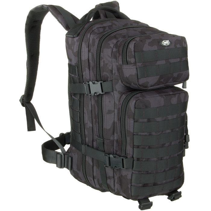 MFH Backpack Assault I Night Camo