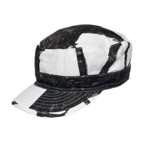 MFH Ripstop Field Cap Hunter Snow