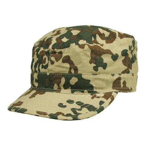 MFH BDU Ripstop Field Cap Tropical