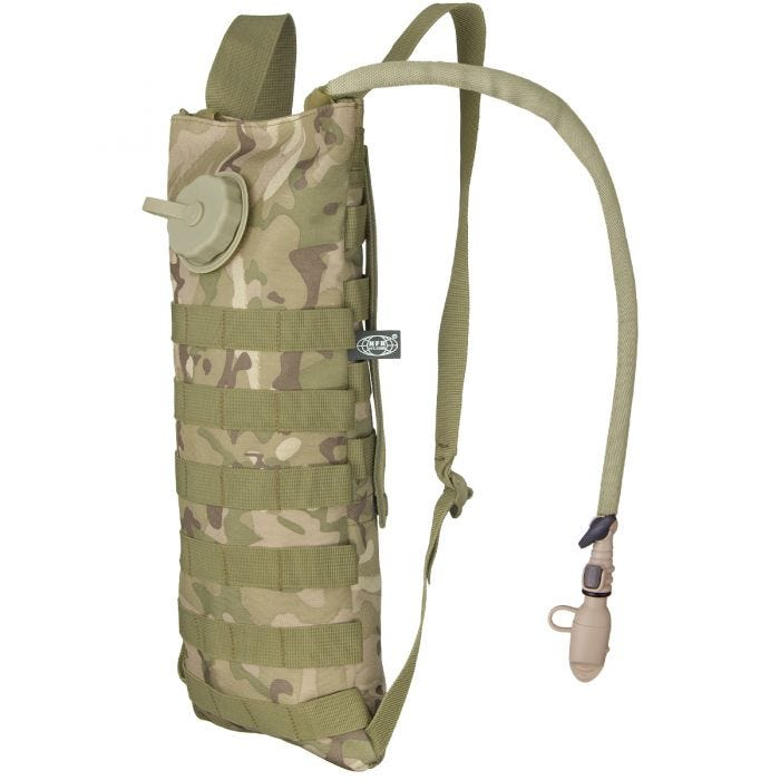 MFH Hydration Bladder and Carrier MOLLE Operation Camo