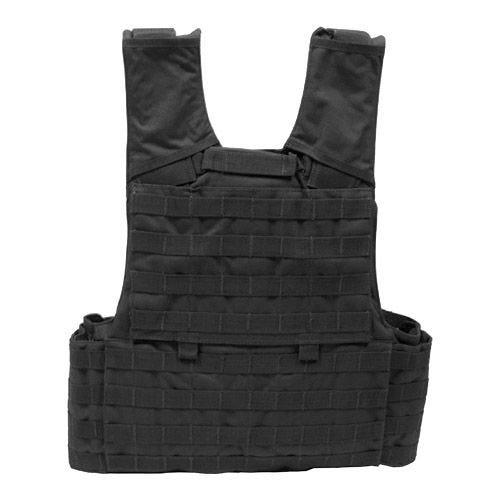 MFH Vest MOLLE II Black