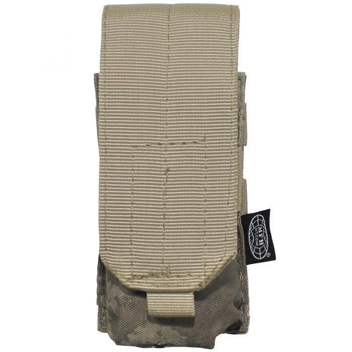 MFH Single M4/M16 Magazine Pouch MOLLE HDT Camo AU