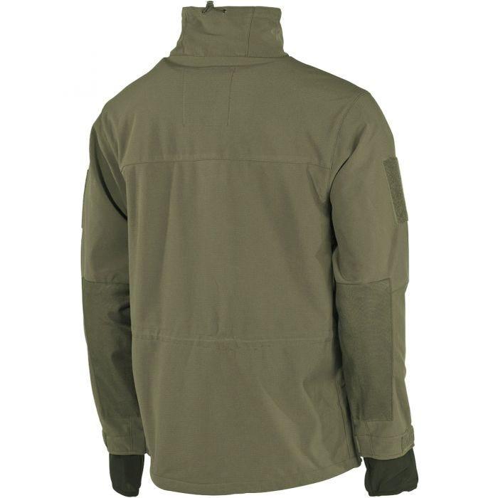 MFH High Defence Softshell Jacket OD Green