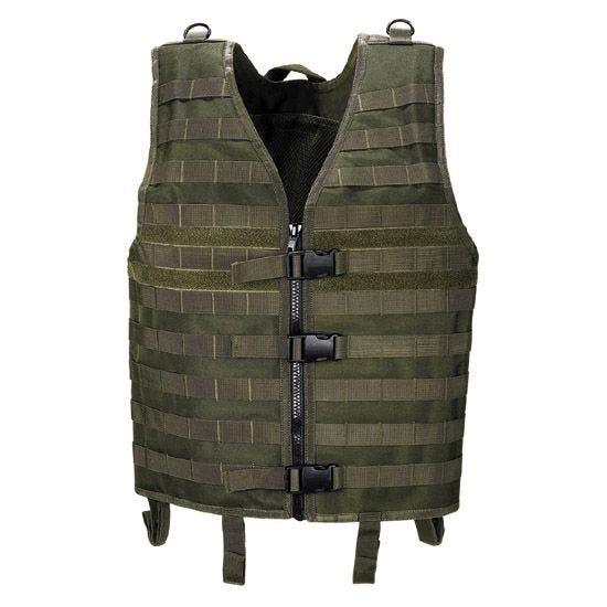 MFH Vest MOLLE Light Olive