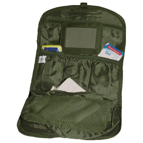69eb567cec Mil-Tec British Army Toiletry Bag Olive