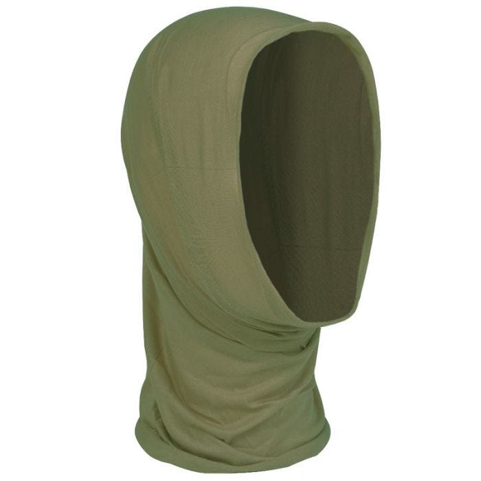 Mil-Tec Multifunction Headgear Olive