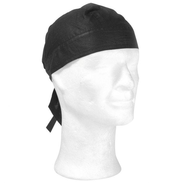 Mil-Tec Headwrap Black