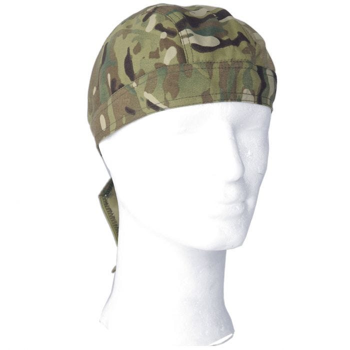 Mil-Tec Headwrap Multitarn