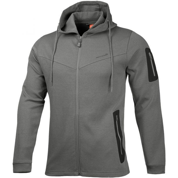 Pentagon Pentathlon Sweater Cinder Grey