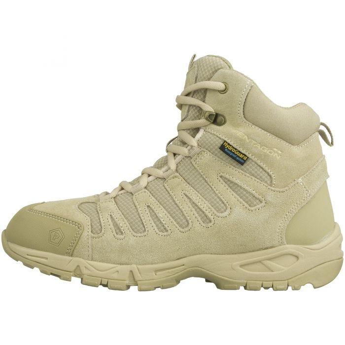 """Pentagon Achilles 6"""" Trekking Boots Desert Tan"""
