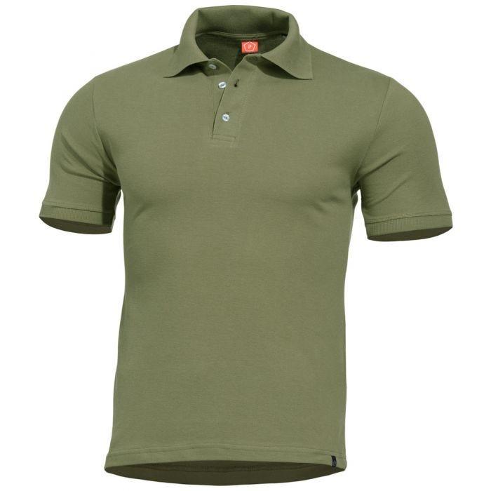 Pentagon Sierra Polo T-Shirt Olive