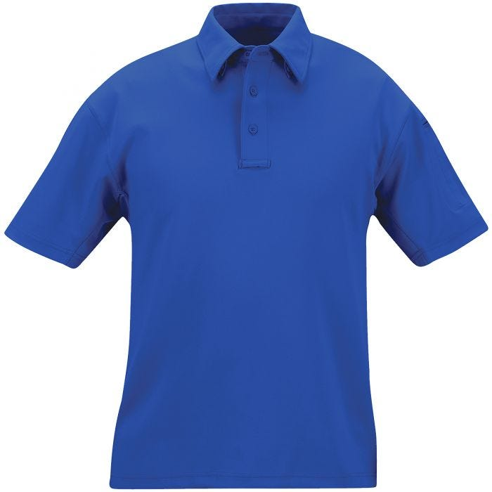 Propper I.C.E. Men's Performance Short Sleeve Polo Cobalt