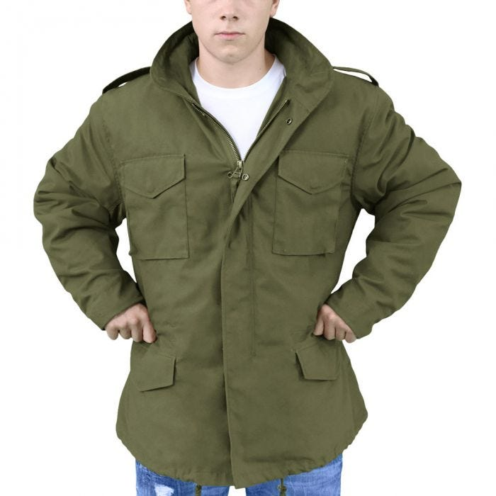 Surplus M65 Jacket Olive 179c810f0
