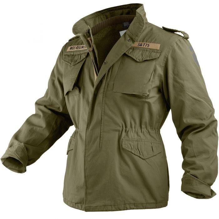 Surplus M65 Regiment Jacket Olive 6f49d1f0f3e