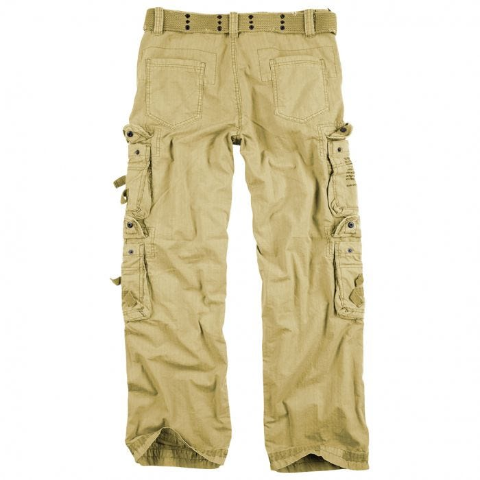 Surplus Royal Traveler Trousers Royal Sahara